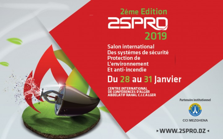 Salon international 2S PRO 28-31 Janvier 2019  au C.I.C club des pins)