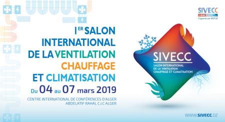 salon international de la ventilation chauffage et climatisation SIVECC 2019
